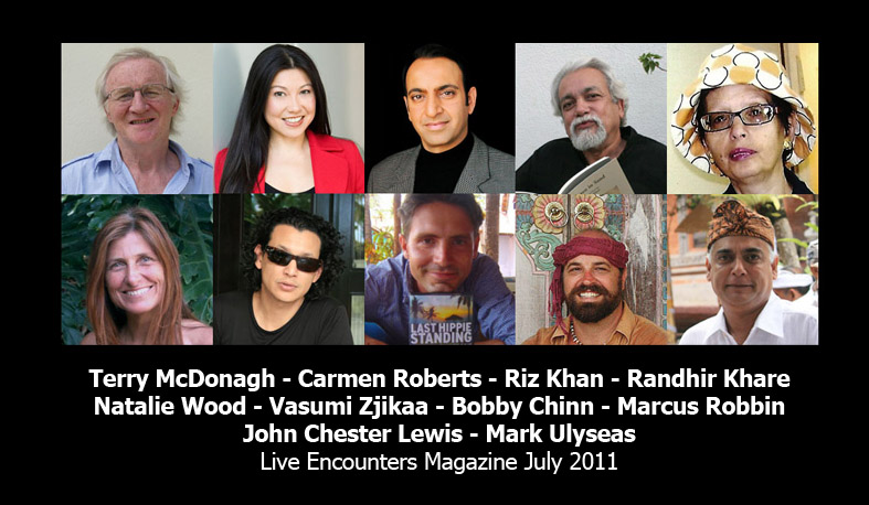 Live Encounters Magazine July 2011