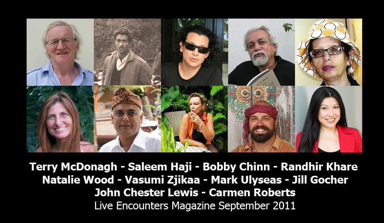 Live Encounters Magazine September 2011
