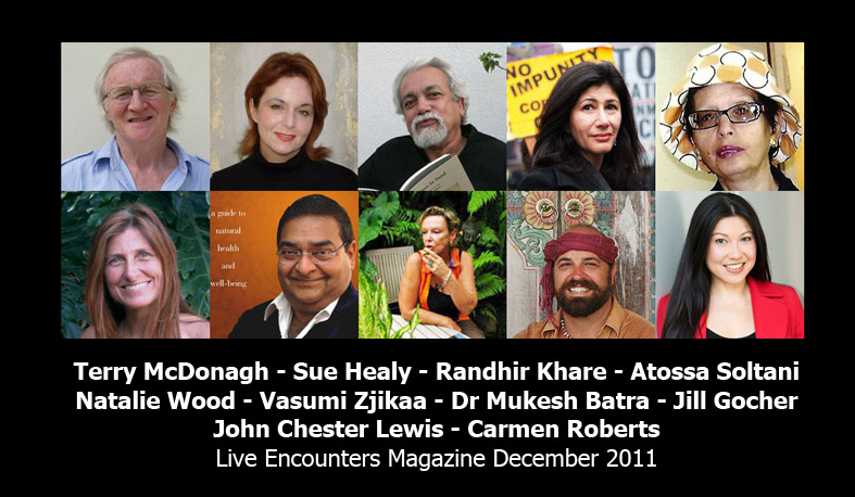 Live Encounters Magazine December 2011