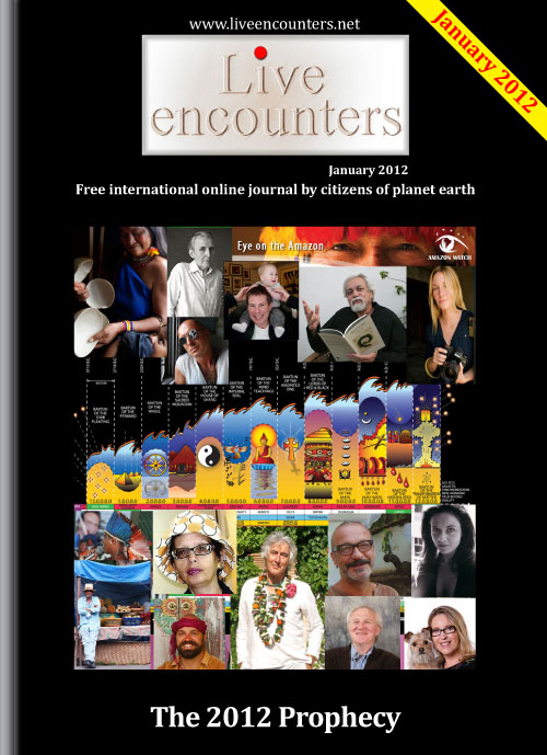 Live Encounters Magazine January 2012