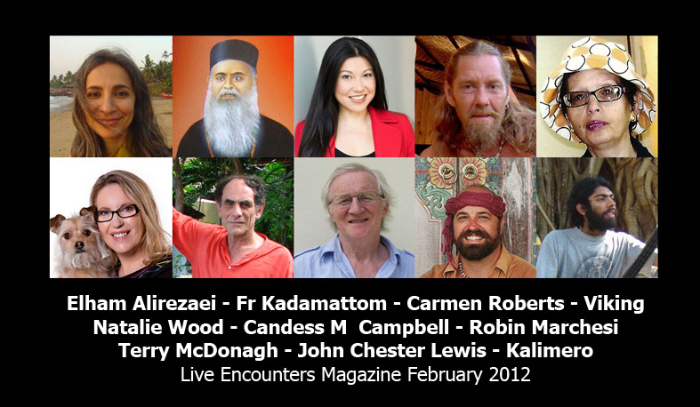 Live Encounters Magazine February 2012