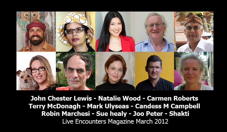 Live Encounters Magazine March 2012