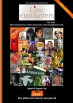 Live Encounters Magazine May 2012