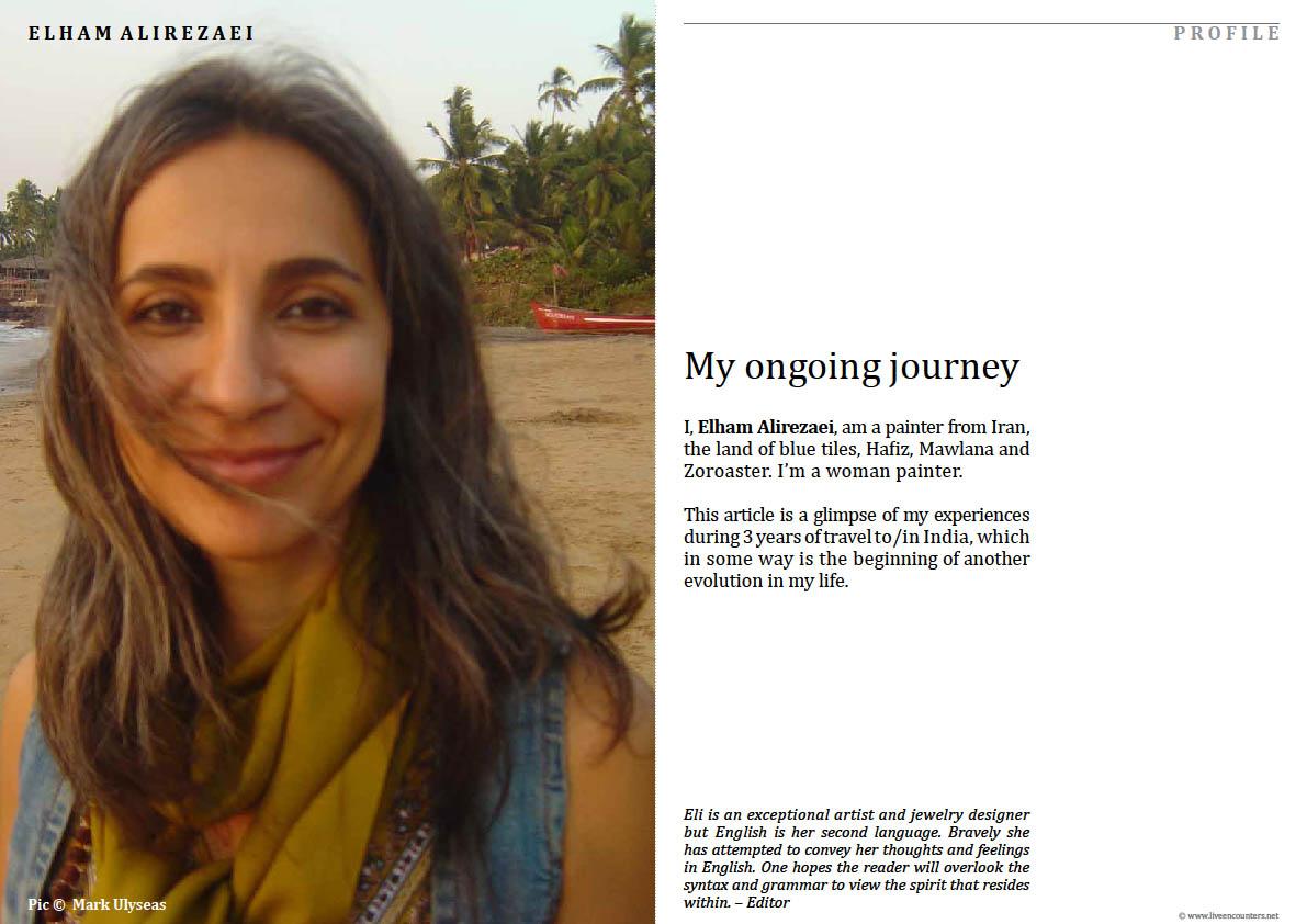 01 Elham Alirezaei LE Mag February 2012