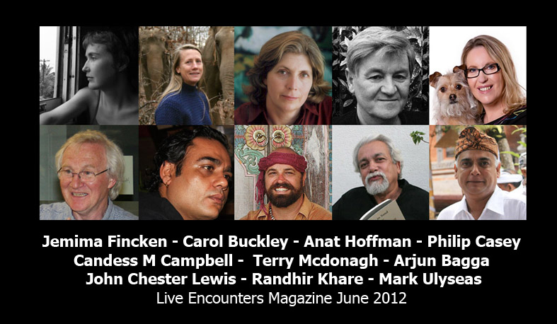 Live Encounters Magazine June 2012