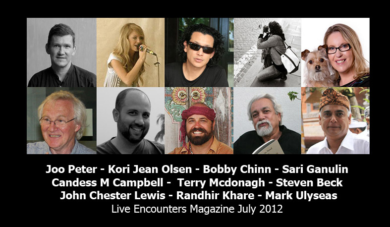 Live Encounters Magazine July 2012