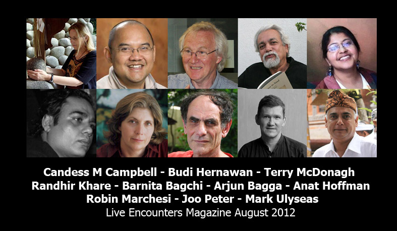 Live Encounters Magazine August 2012