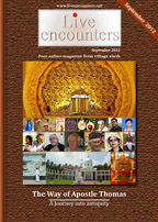 Live Encounters Magazine September 2012 S