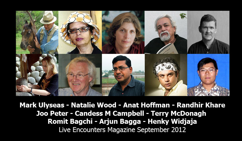 Live Encounters Magazine September 2012
