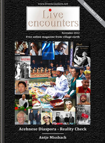 Live Encounters Magazine November 2012