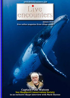 Live Encounters Magazine January 2013 S