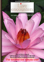 Live Encounters Magazine February 2013 S