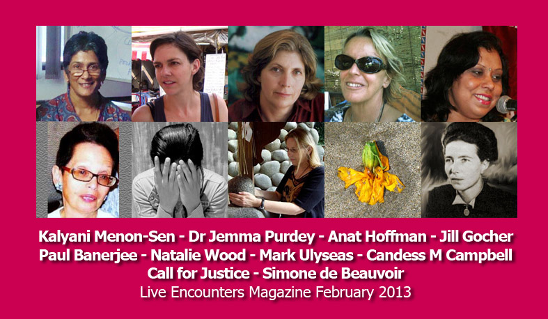 Live Encounters Magazine February 2013