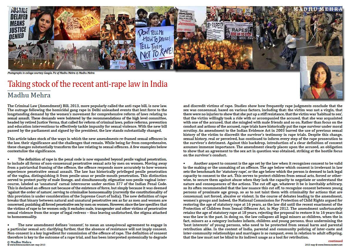 01 Madhu Mehra LE Mag April 2013