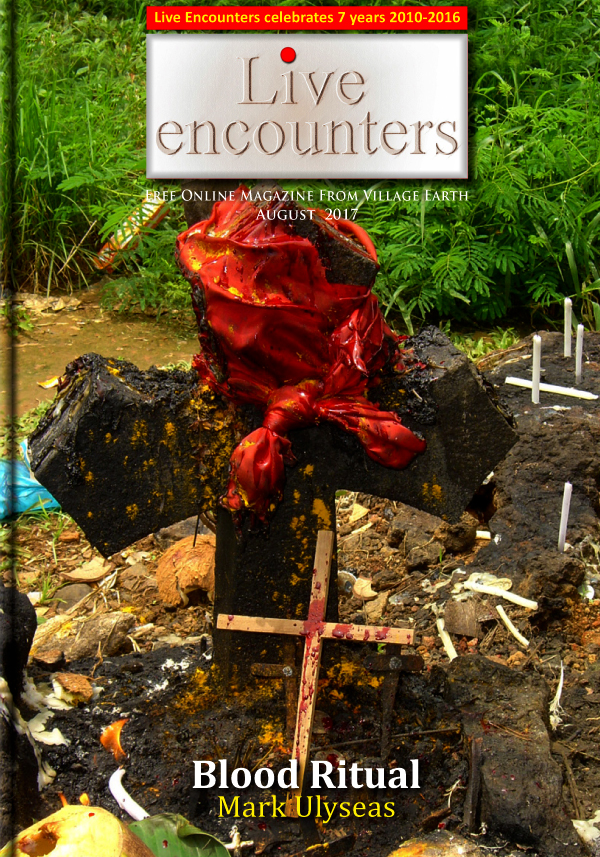 Live Encounters Magazine August 2017