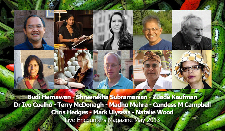 Live Encounters Magazine May 2013