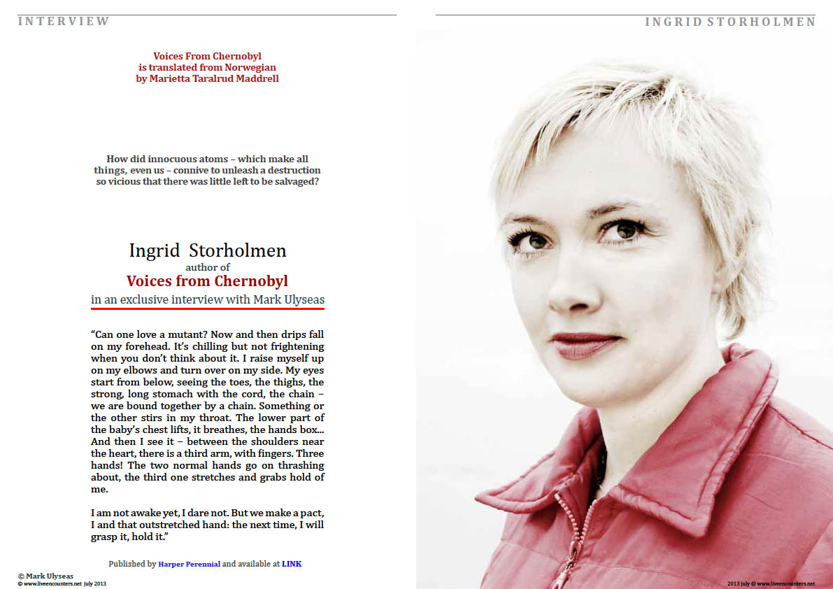 01 Ingrid Storholmen LE Mag July 2013