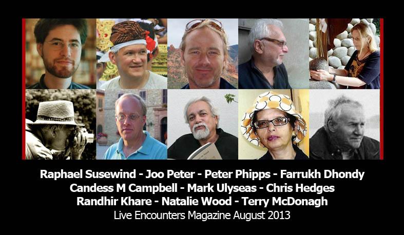 Live Encounters Magazine August 2013