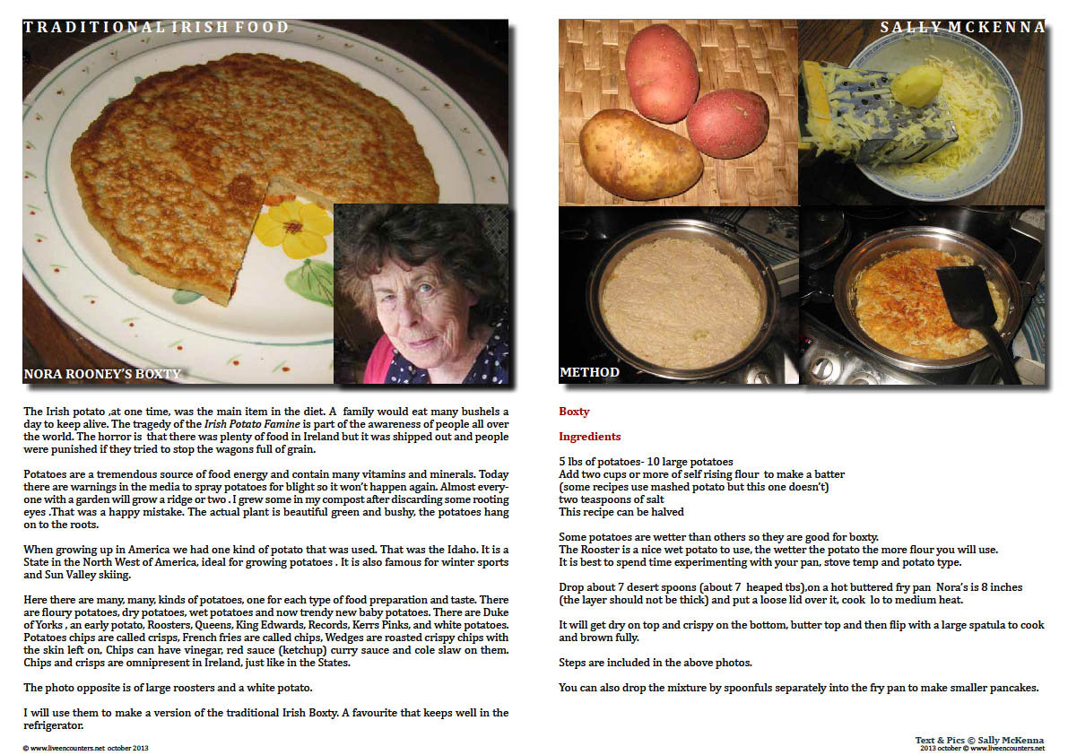 Sally McKenna's Journey home to traditional Irish Cooking - Page 05