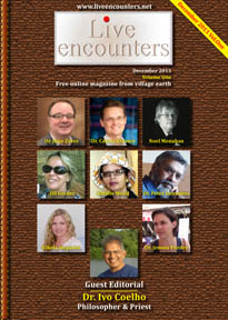 Live Encounters Magazine December Volume One 2013small