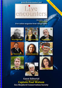Live Encounters Magazine December Volume Two 2013small
