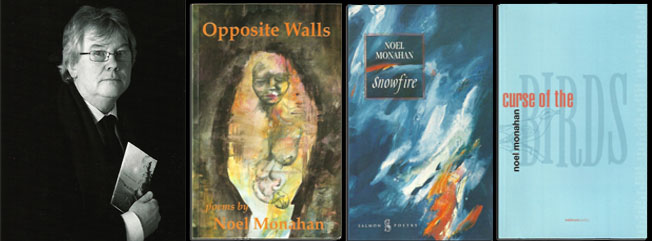 Noel Monahan celebrated irish poet speaks to mark ulyseas