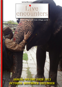 Live Encounters Annual Volume Four 2013