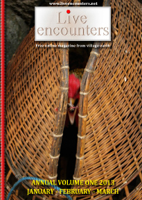 Live Encounters Annual Volume One 2013