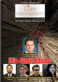 Live Encounters Magazine January 2014