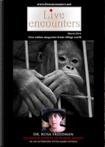 Live Encounters Magazine March 2014 Small