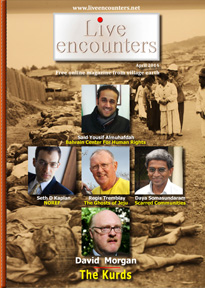 Live Encounters Magazine April 2014small