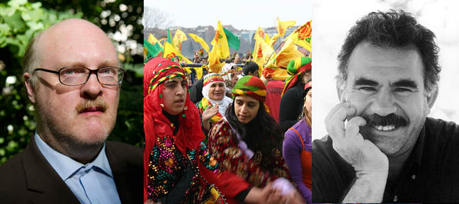 David Morgan - The Kurds - A resilient people with a tragic yet inspiring history