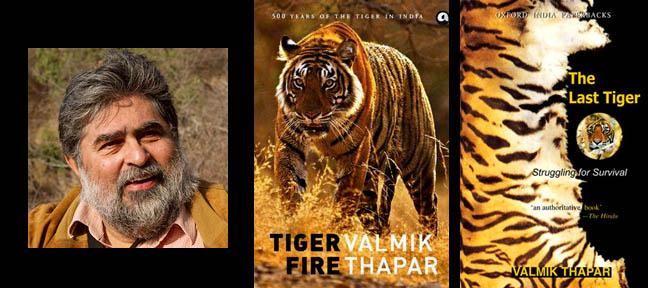 Valmik Thapar - Guardian of the Tiger