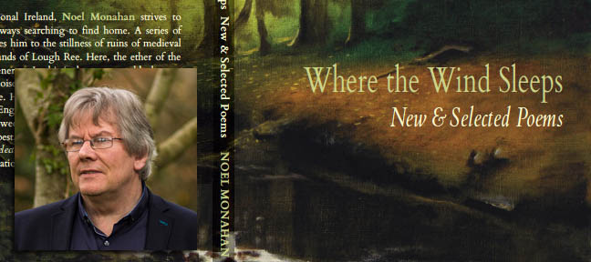 Noel Monahan - Writing in Irish - Live Encounters Magazine  June 2014