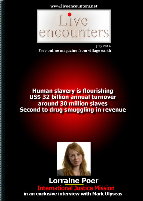 Live Encounters Magazine July 2014