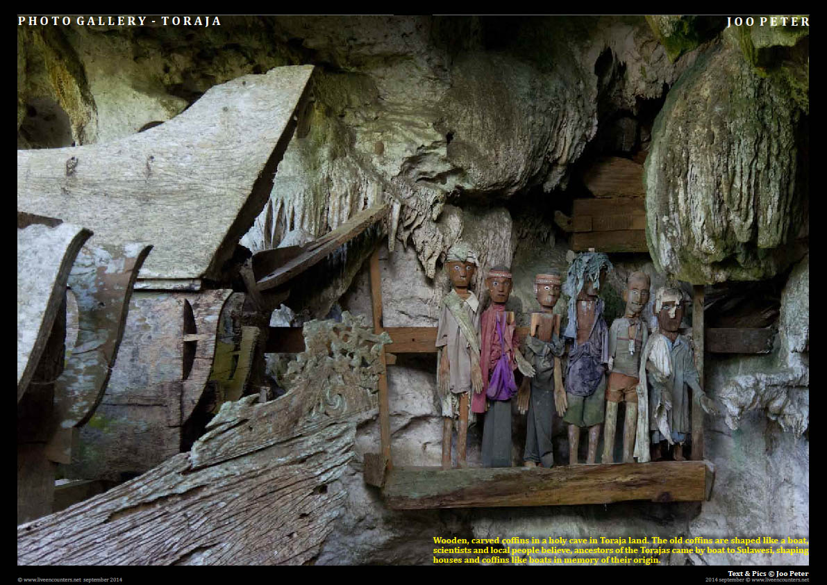 Toraja People of Sulawesi Indonesia - Joo Peter Live Encounters Magazine September 2014