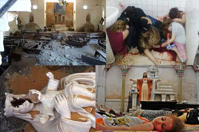Mosul christians