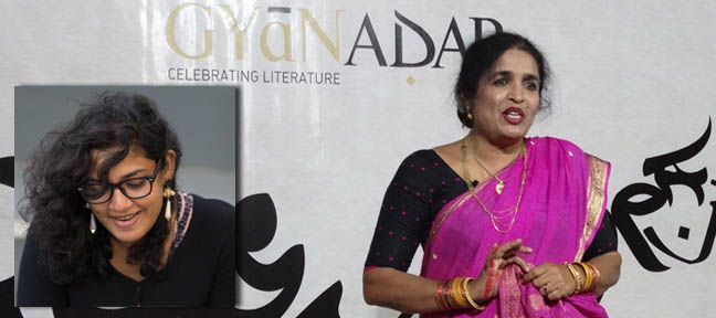Romancing the Lavani - Aryaa Naik - Live Encounters Magazine September 2014