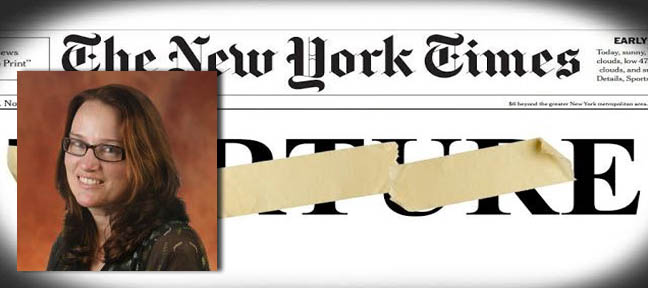 Torture, the War on Terror, and The New York Times Cynthia Banham Live Encounters Magazine October 2014