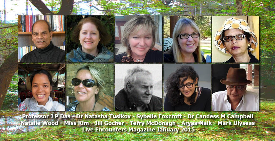 Live Encounters January 2015