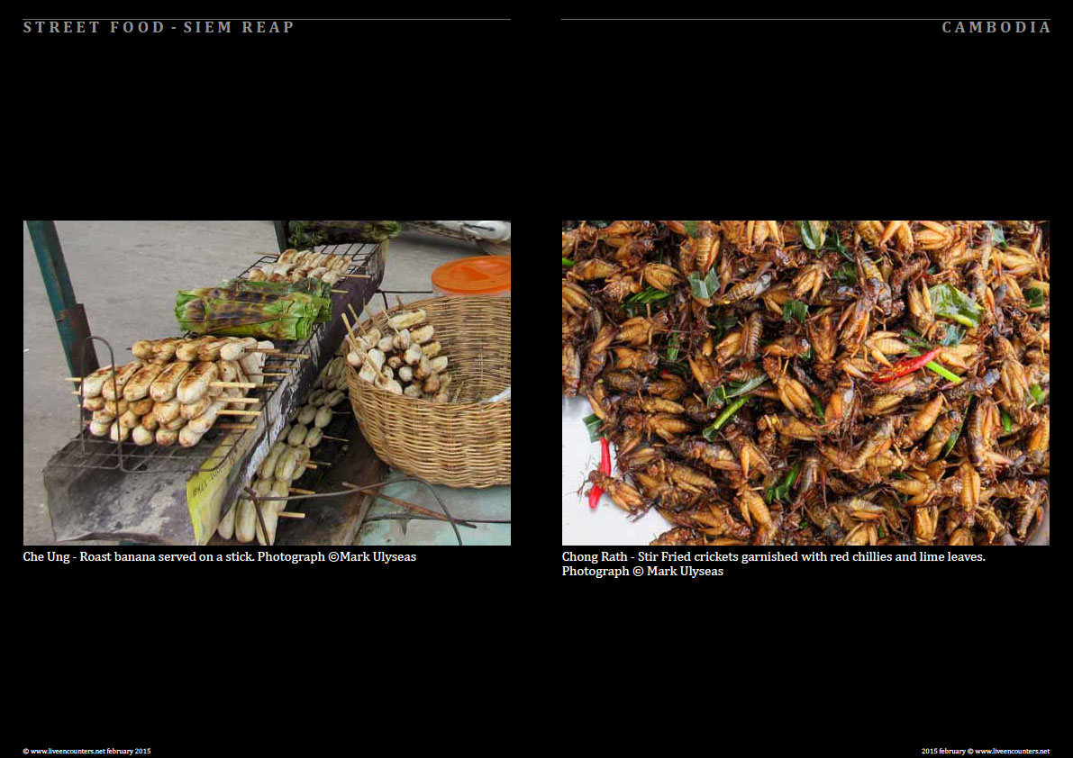 Page 2 Photo Feature - Street Food in Cambodia by Mark Ulyseas
