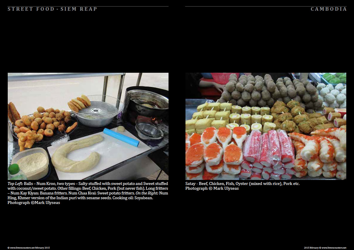 Page 5 Photo Feature - Street Food in Cambodia by Mark Ulyseas