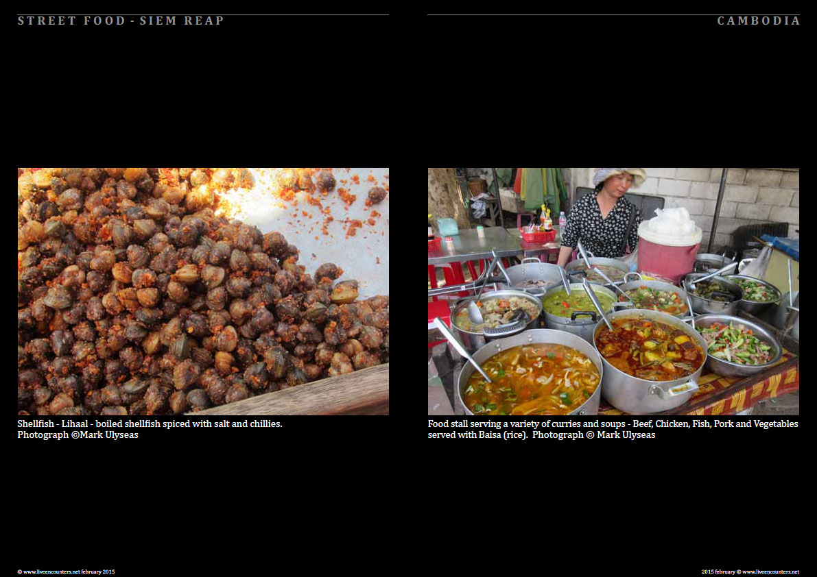 Page 6 Photo Feature - Street Food in Cambodia by Mark Ulyseas