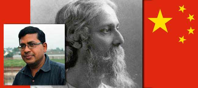 Romit Bagchi - Tagore and China