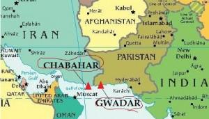 Chabahar Port, Iran
