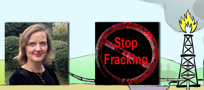 Elizabeth Willmott-Harrop Fracturing the Earth, Violating Rights Holding governments to account for the negative impacts of fracking on human rights live encounters magazine august 2015