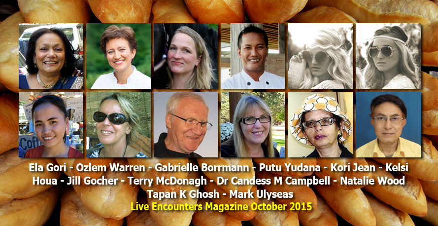 Live Encounters Magazine October 2015