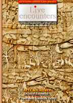 Live Encounters Magazine Arts and Culture Volume Two December 2015s