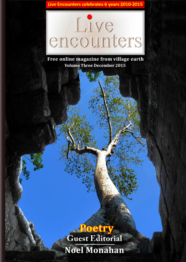 Live Encounters Magazine Volume 3 Poetry December 2015