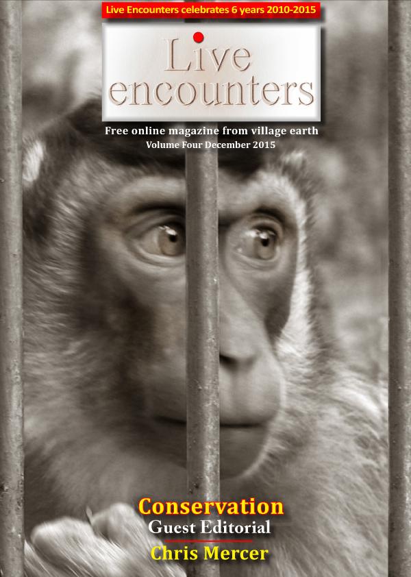 Live Encounters Magazine Volume 4 December 2015